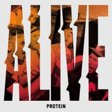 """Protein - Alive 7""""EP"""