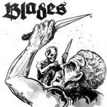 """Blades - s/t 12""""LP lim.300"""