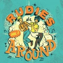 "V/A - Rudies All Around Vol. 1 - 12""LP lim.500"