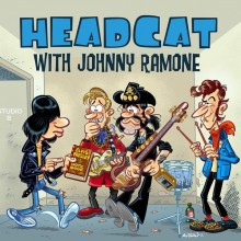 "Headcat with Johnny Ramone ‎- Good Rockin' Tonight 7""EP"