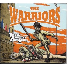 "Warriors,The ‎- The Streets Are Ours 12""LP lim. orange"