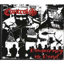 Control - Democracy Is Dead CD-Digipack
