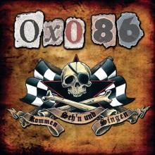 """Oxo 86 - Kommen, Seh'n Und Singen 12""""LP lim.200 black"""
