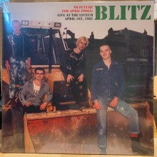 "Blitz - No Future For April Fools: Live At The Lyceum 12""GF-LP"