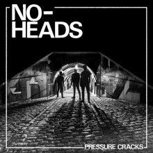 "NO-HEADS - Pressure Cracks 12""LP"