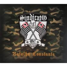 Sindicato Oi! - Batalha Constante CD