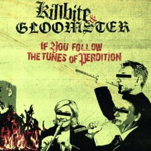 "V/A Killbite/Gloomster split ‎- 12""LP+Poster"