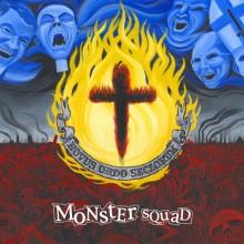 "Monster Squad - ""Fire The Faith"" - 12""LP + bonus Flexi 7"" (including 2 never before released songs)"