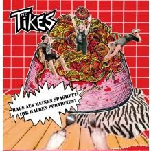 """The Tikes - Raus Aus Meinen Spaghetti, Ihr Halben Portionen 12""""LP"""