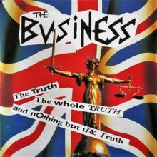 """Business,The - The Truth The Whole Truth ... 12""""Gatefold-LP"""