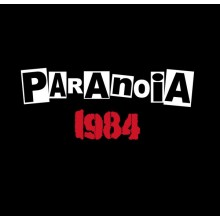 """Paranoia - 1984 - 12""""LP lim. 500 white"""