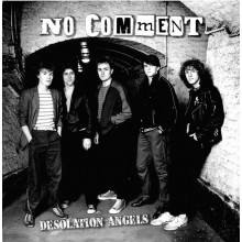 "No Comment - Desolation Angels 12""LP lim.300 black"