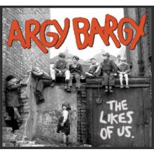 "Argy Bargy ‎- ""The Likes Of Us"" - CD"