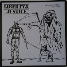 "V/A F.A.V.L. / Liberty And Justice - split 7""EP lim.300"