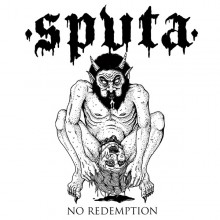 "Sputa ‎- No Redemption 12""LP"