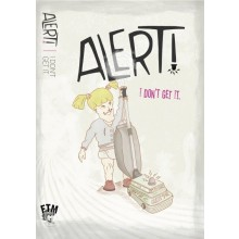 Alert! - I Don't Get It. - Tape lim.130,5