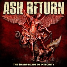 "Ash Return ‎- The Sharp Blade Of Integrity 12""LP lim.red"