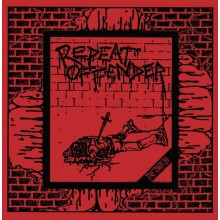 "Repeat Offender - ""Demo 2020"" - 7""EP lim.373 black"