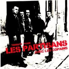 """V/A - Tribute Pour Les Partisans """"Avec Les Copains"""" Part Two - 12""""LP"""