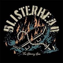 "Blisterhead - The Stormy Sea 12""LP+CD lim.200 clear blue"