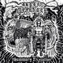 """Repeat Offender - Summary Execution 7""""EP lim.360 black"""