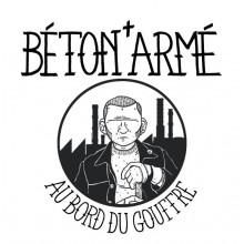 """Béton Armé - Au Bord Du Gouffre 7""""EP lim.300 RP"""