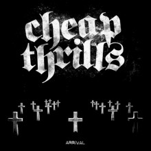 "Cheap Thrills ‎- Arrival 7""EP"