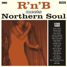 "V/A R'n'B Meets Northern Soul Vol. Two - 12""LP"