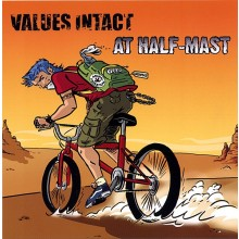 "V/A Values Intact / At Half-Mast - split 7""EP series 1#"