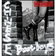 Misandao ‎- Chinese Bootboys CD