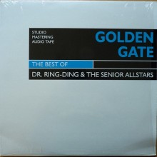 "Dr. Ring-Ding & The Senior Allstars ‎- Golden Gate 2x12""LP"