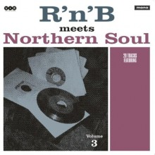 "V/A R'n'B Meets Northern Soul Vol. Three - 12""LP"