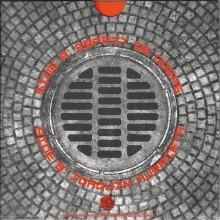 "Sydney Ducks - Esprit De Corps 7""EP red"
