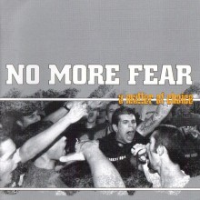 NO MORE FEAR - A Matter Of Choice - CD