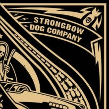 V/A Strongbow/Dog Company - Split 7'EP Black