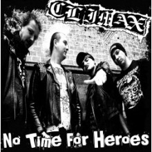 """Climax - """"No Time For Heroes"""" - 7""""EP"""