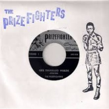 "The Prizefighters ‎- One Thousand Words / Lost At Sea 7""EP"