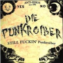 Punkroiber - Still Fuckin' Punkroiber CD