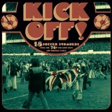 "V/A ""Kick Off - 18 Soccer Stompers"" -  12""LP"