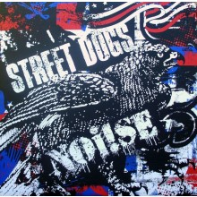 "V/A Street Dogs / Noi!se split 10""LP lim.250 gold"