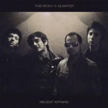 """Ricky C Quartet - Recent Affairs 12""""LP lim. 200 black"""
