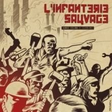 "L'Infanterie Sauvage ‎- Demos Volume 2 (1983-82) 12""LP"