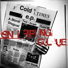 "Sniffing Glue ‎– Cold Times E. P. 12""LP incl. download"