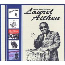 Laurel Aitken - Original Albums Collection 5xCD Clamshell Box Set Edition