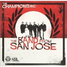 "Champions Inc., The -""We're Coming Back""-7""EP,lim.200 tricolor"