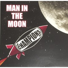 Champions Inc. - Man on the Moon -7`EP lim.100 Black