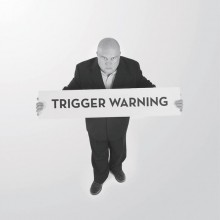 "Chancers,The -  Trigger Warning 12""LP lim. grey incl. Download"