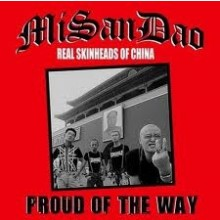 Misandao ‎- Proud Of The Way CD+Bonus Video