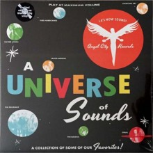 "V/A A Universe Of Sounds - Angel City Records 12""LP"