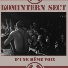 "Komintern Sect ‎- D'Une Même Voix 12""LP (french version)"